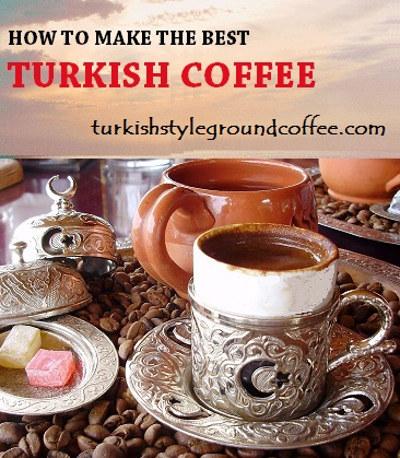 Best Turkish coffee recipe