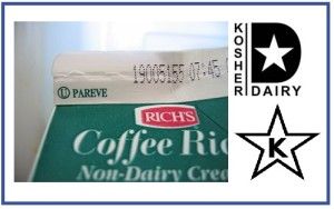 kosher food certification