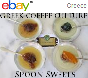 Greek spoon sweets