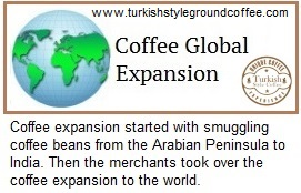 Coffee-expansion