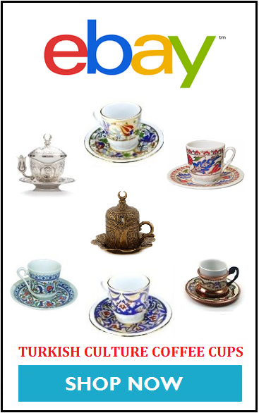 Turkish coffee cups at EBAY